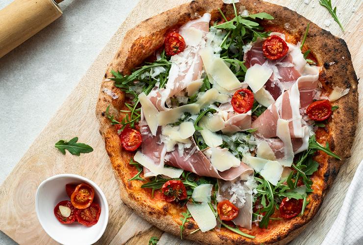 Fire & Stone Pizzeria