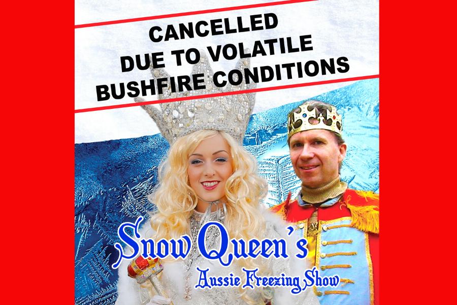 Snow Queen Cancelled 900 X 600