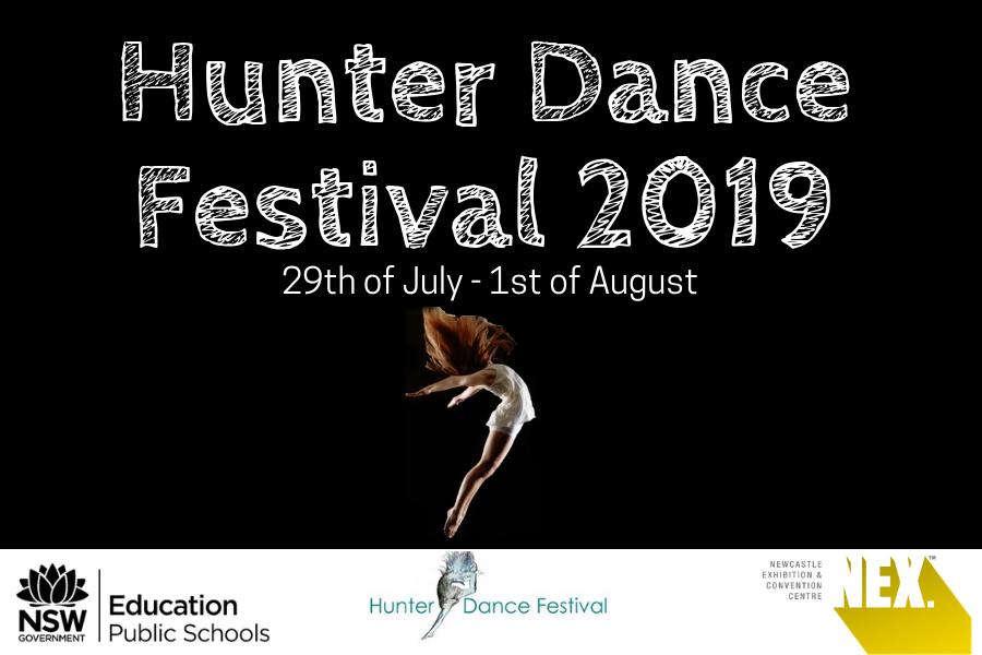900 X 600 Hunter Dance 2019