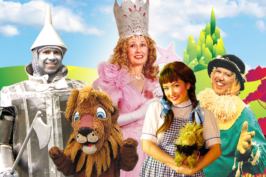 The Wizard Of Oz Interactive Show 900 X 600