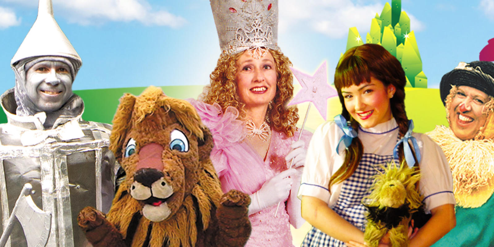 The Wizard Of Oz Interactive Show 1600 X 675